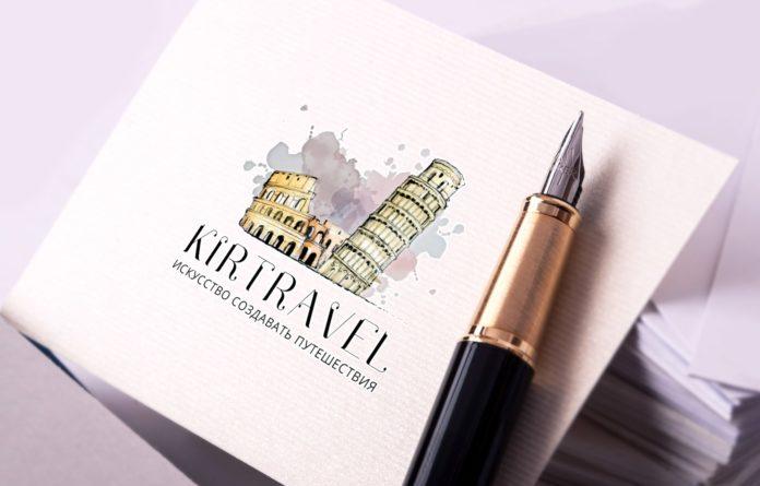 Презентация логотипа Kirtravel