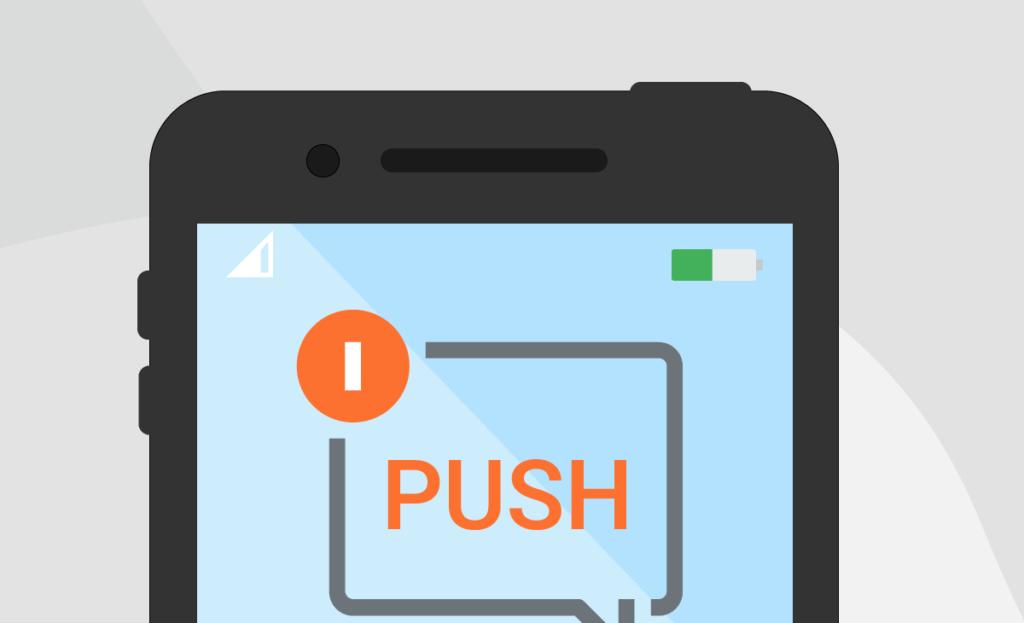 Отличия Push-уведомлений