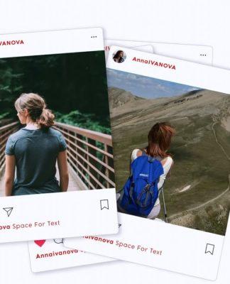 Рекламный ролик для Инстаграм