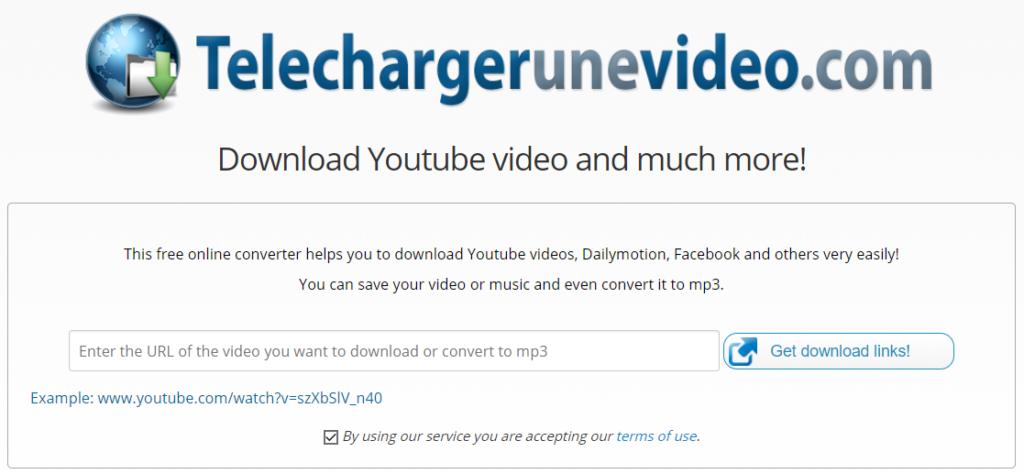 Сервис https://www.telechargerunevideo.com/en